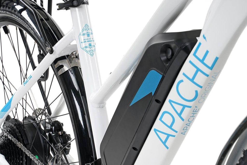 APACHE Matta Tour E4 baterie