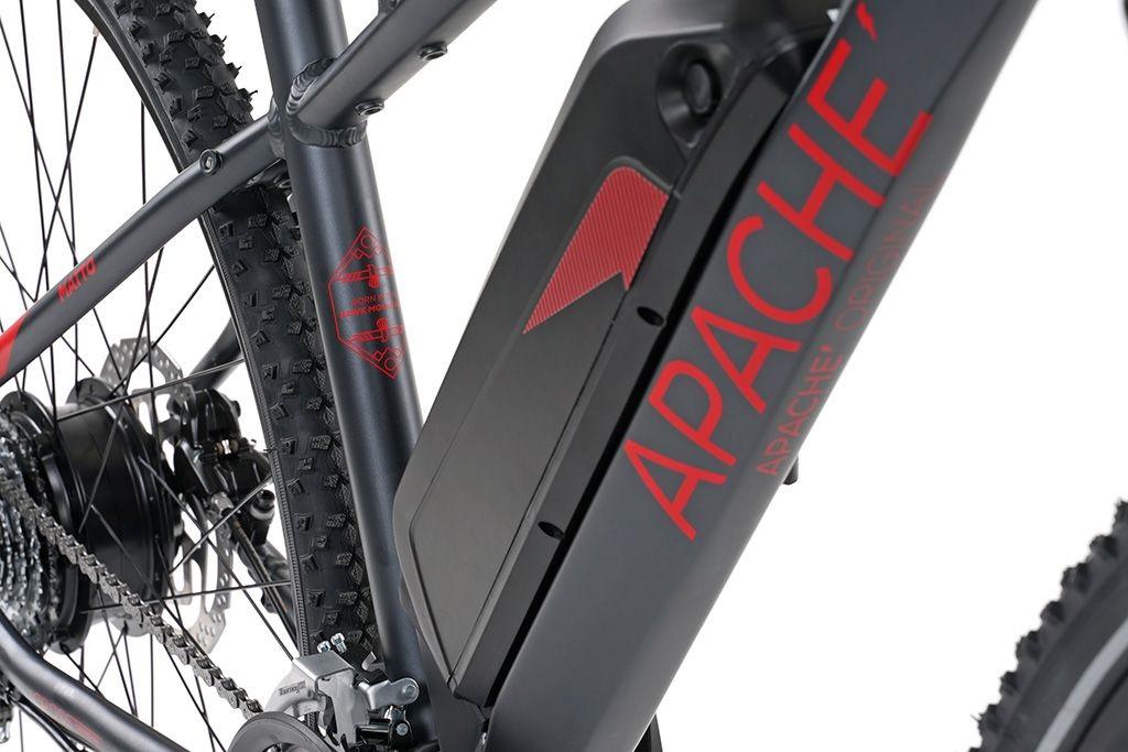 APACHE Matto E6 baterie