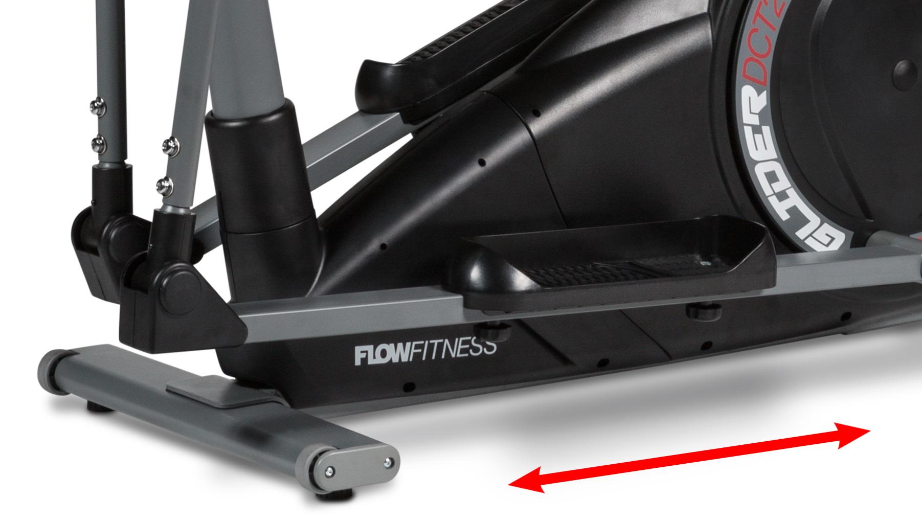 Flow Fitness DCT2000i nášlapy