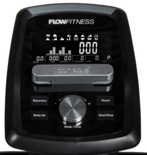 Flow Fitness DCT2500i počítač