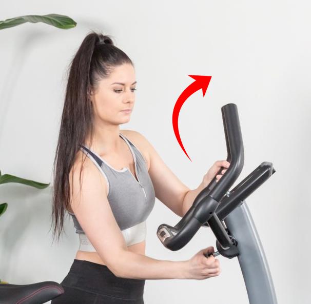 Flow Fitness DHT2000i řidítka