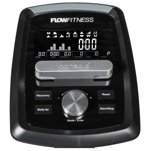 Flow Fitness DHT2000i počítač