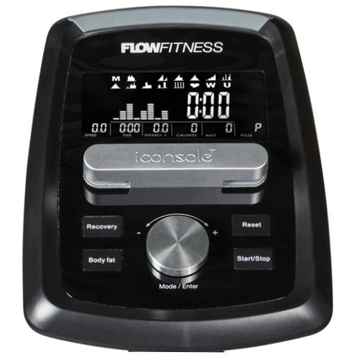 Flow Fitness DHT2500i počítač
