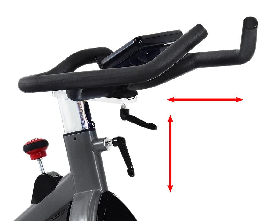Flow Fitness DSB600i řidítka