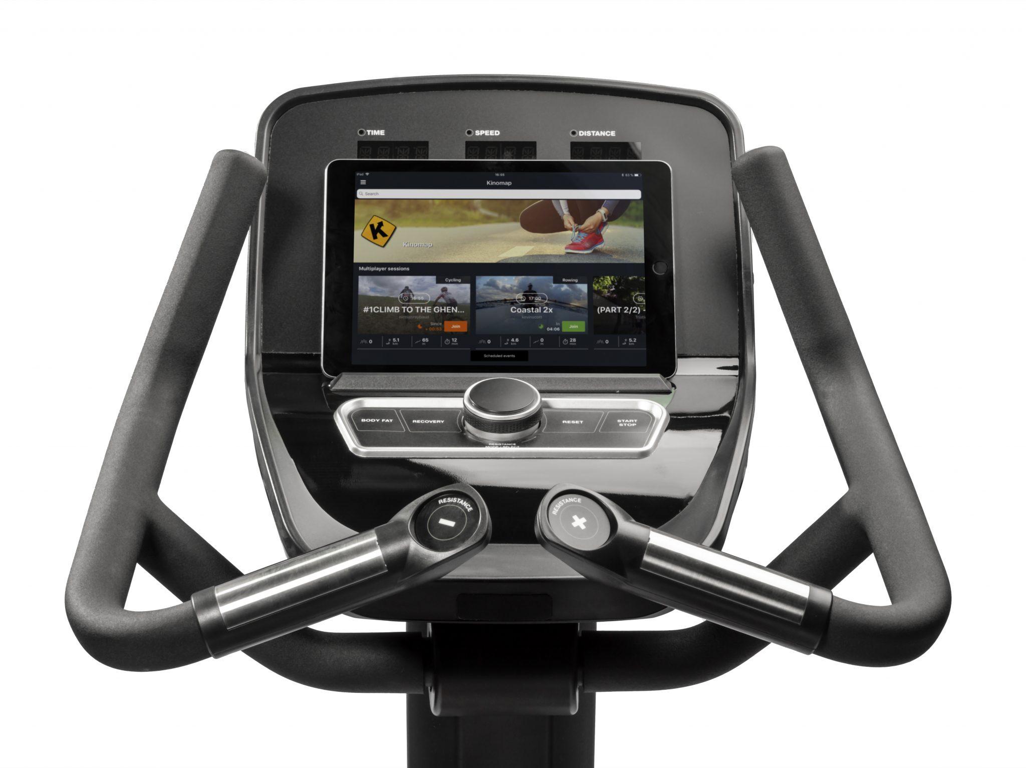 Flow Fitness UB5i app