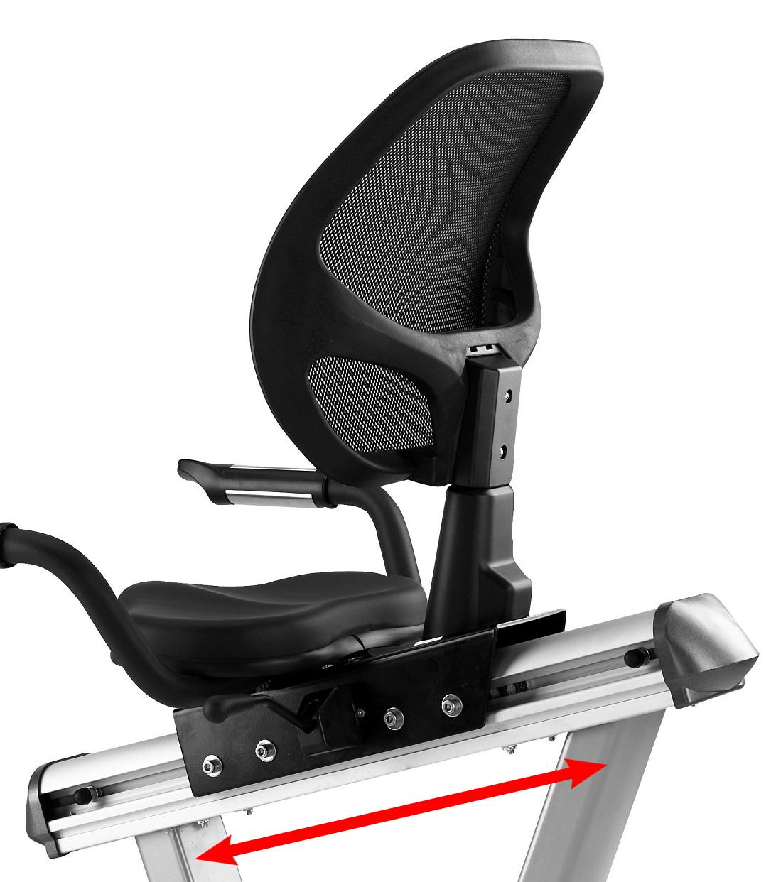 BH Fitness LK7550 SmartFocus sedlo