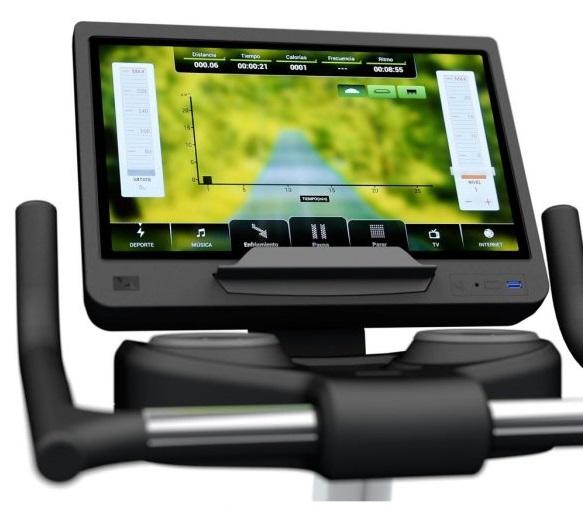 BH Fitness Movemia BR1000 SmartFocus počítač