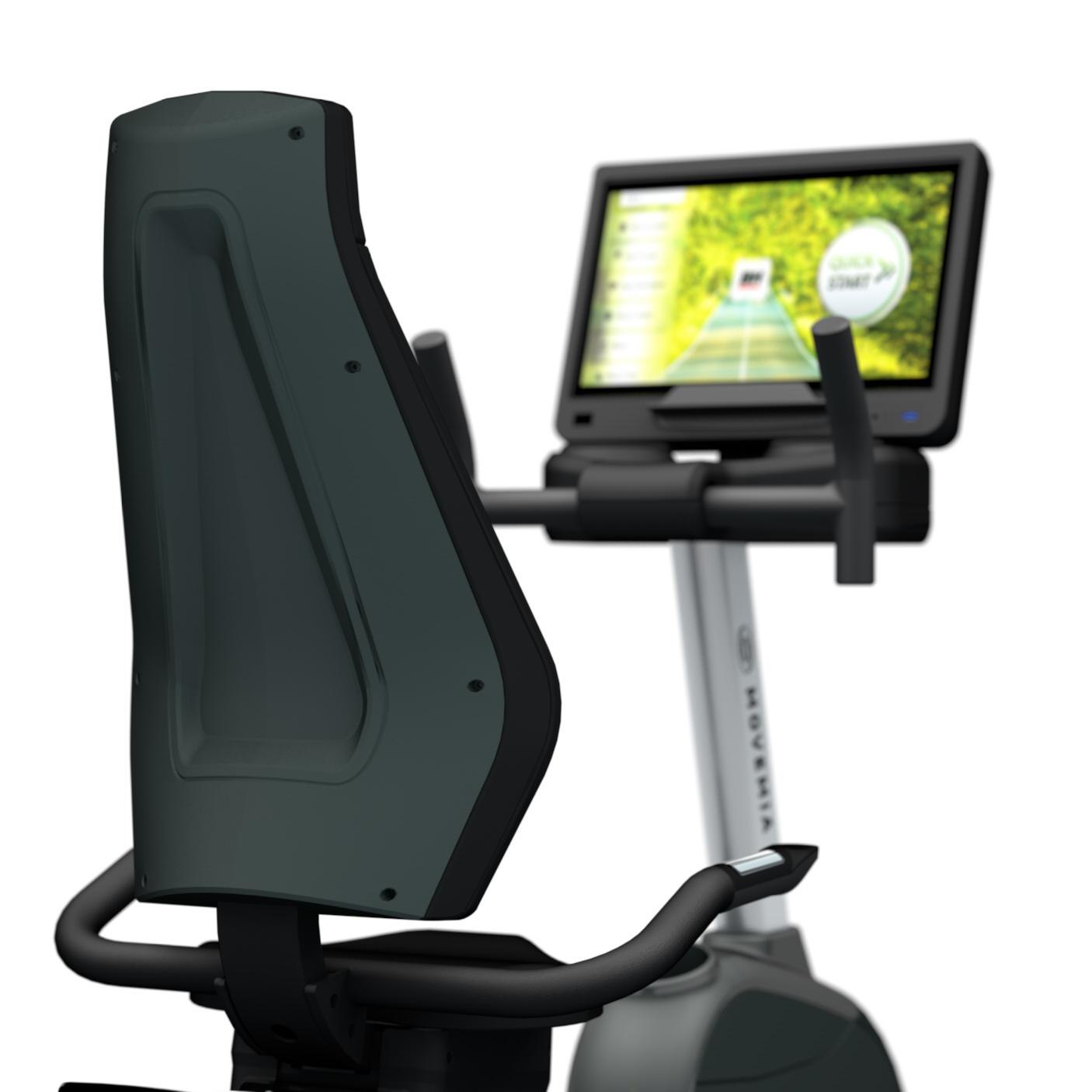 BH Fitness Movemia BR1000 SmartFocus zádová opěrka