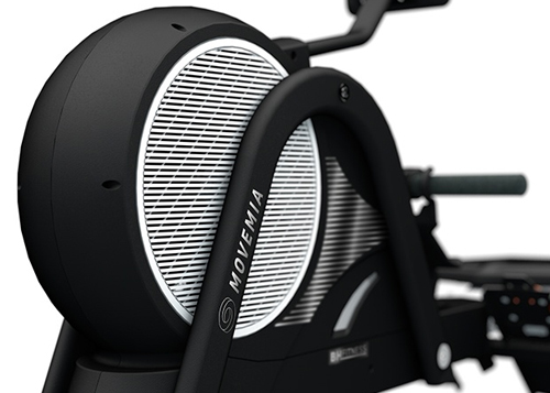 BH Fitness Movemia RW1000 vlastní generátor