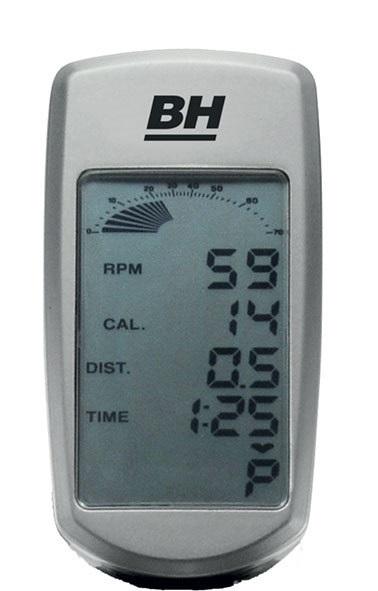 BH Fitness SB2,8 Aero počítač