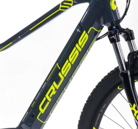 Crussis e-Fionna 5.6 baterie