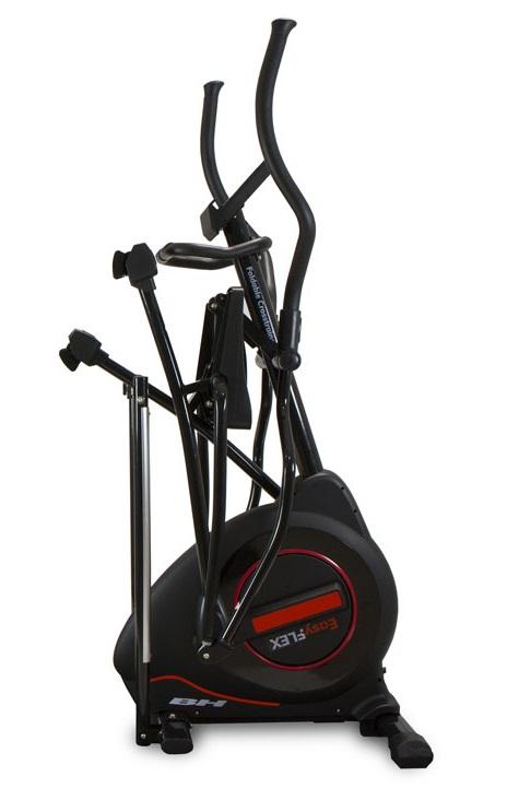 BH Fitness EasyFlex složený