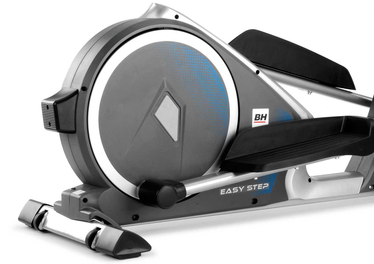 BH Fitness EasyStep transportní kolečka