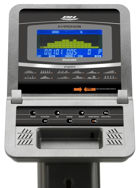 BH Fitness Khronos Generator počítač