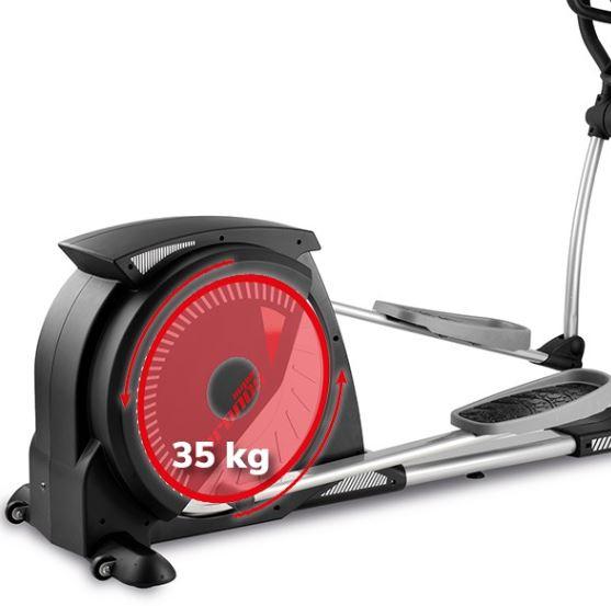 BH Fitness Super Khronos TFT setrvačníkový systém