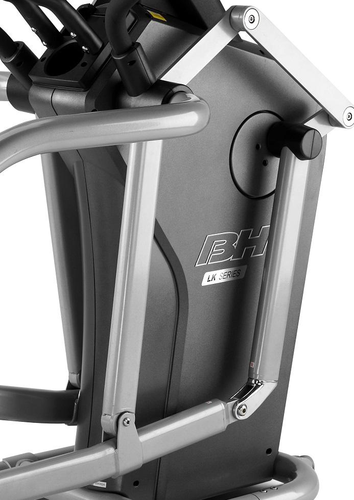 BH Fitness LK8180 SmartFocus setrvačníkový systém