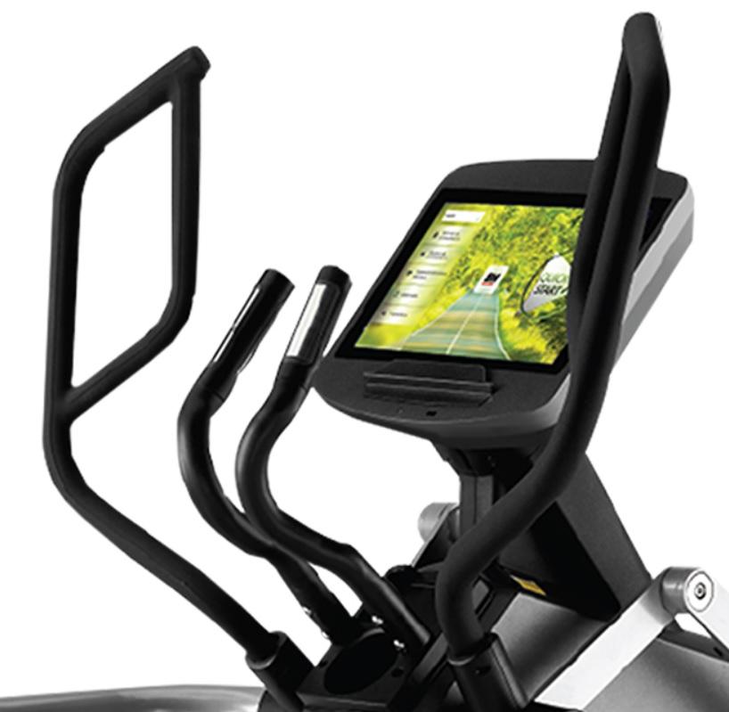 BH Fitness LK8180 SmartFocus madla