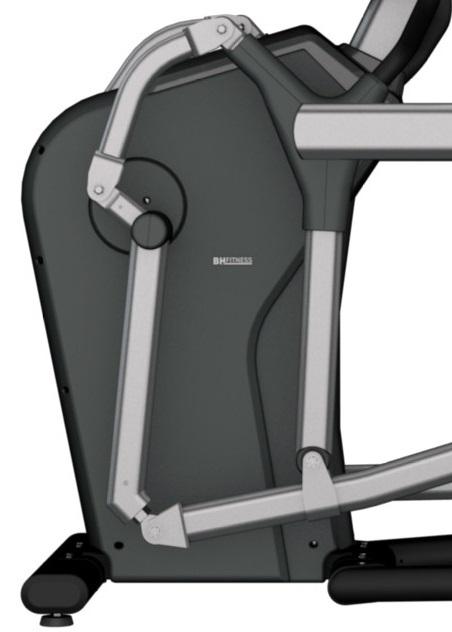 BH Fitness Movemia EC1000 SmartFocus setrvačníkový systém