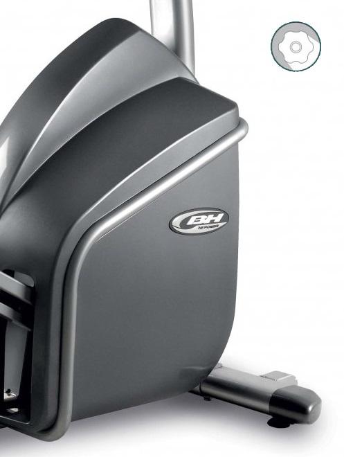 BH Fitness SK2500 LED odpor