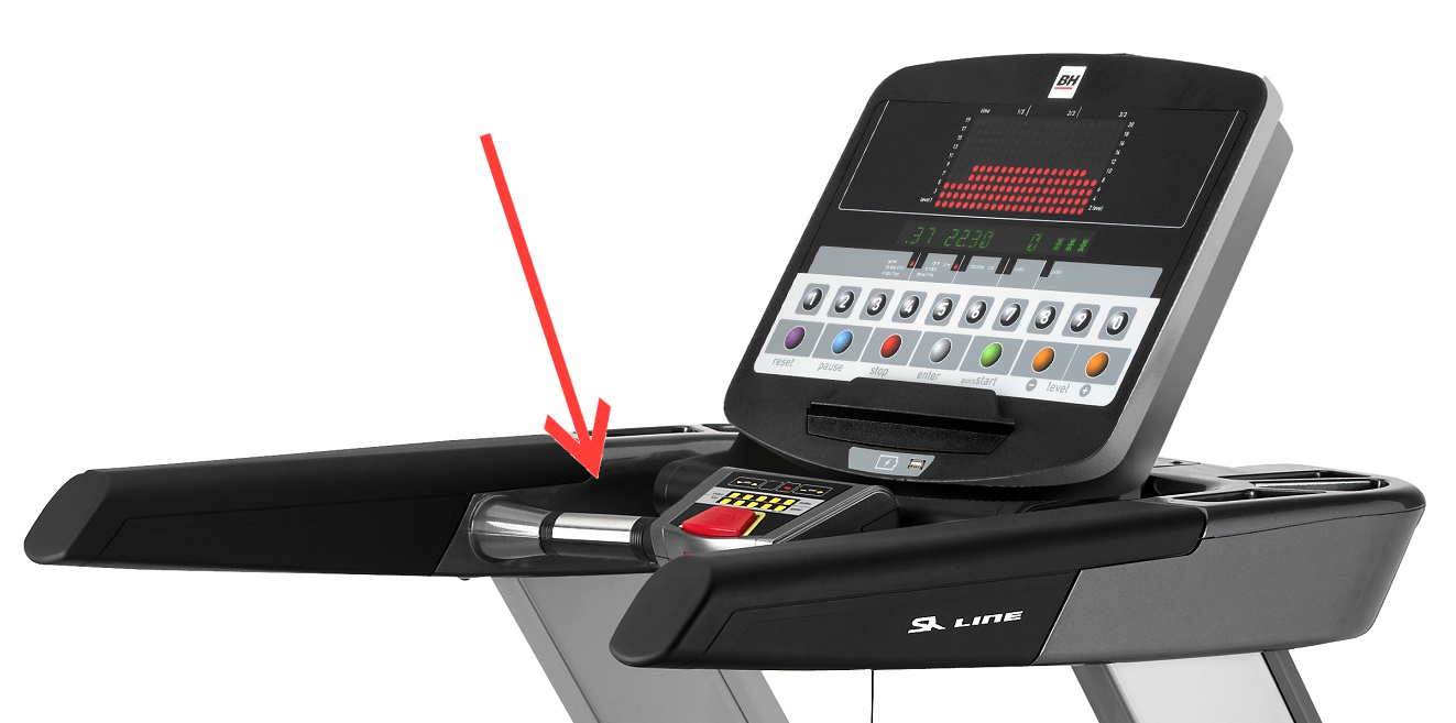 BH Fitness SK7990 hand pulse