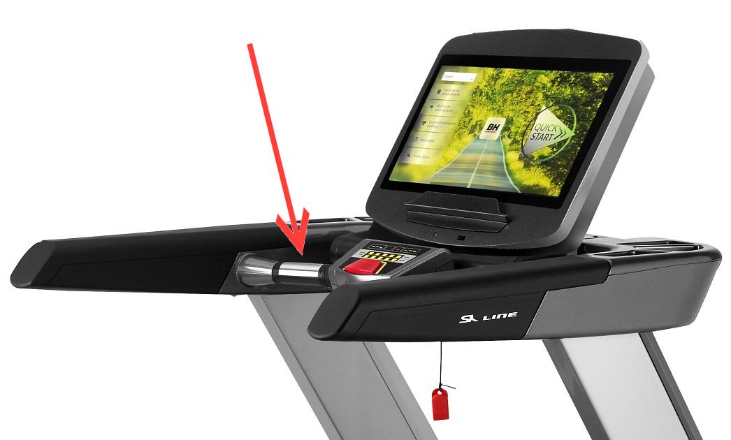 BH Fitness SK7990 SmartFocus hand pulse