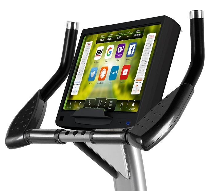 BH Fitness SK8000 SmartFocus řídítka
