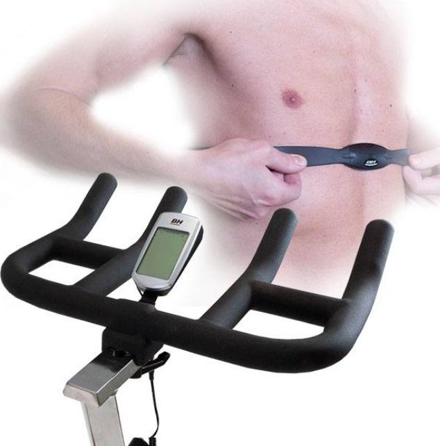 BH Fitness Stratos hrudní pás