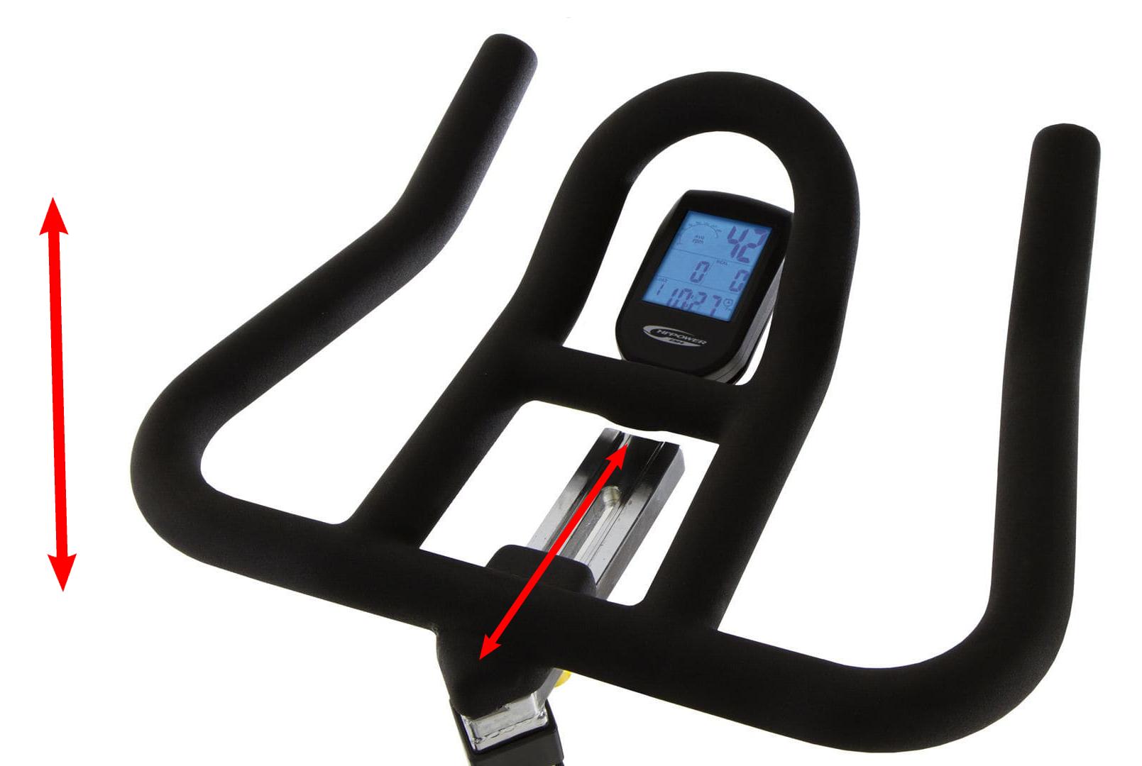 BH Fitness Super Duke Magnetic řídítka