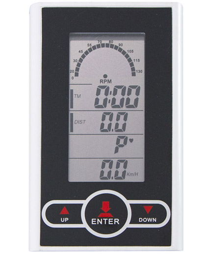 BH Fitness Tokyo LCD displej