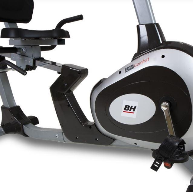 BH Fitness Artic Comfort Program setrvačník