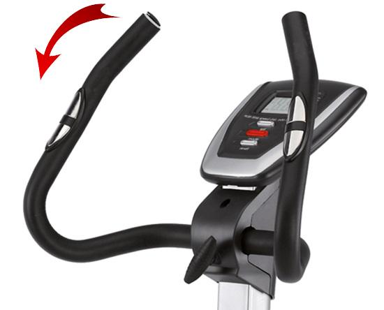 BH Fitness Artic Comfortnastavení řídítek