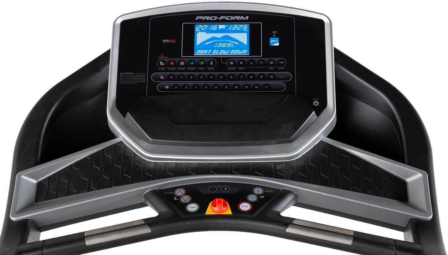 ProForm Performance 375i počítač
