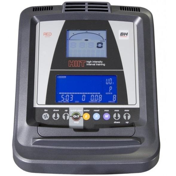 BH Fitness FDR20 počítač