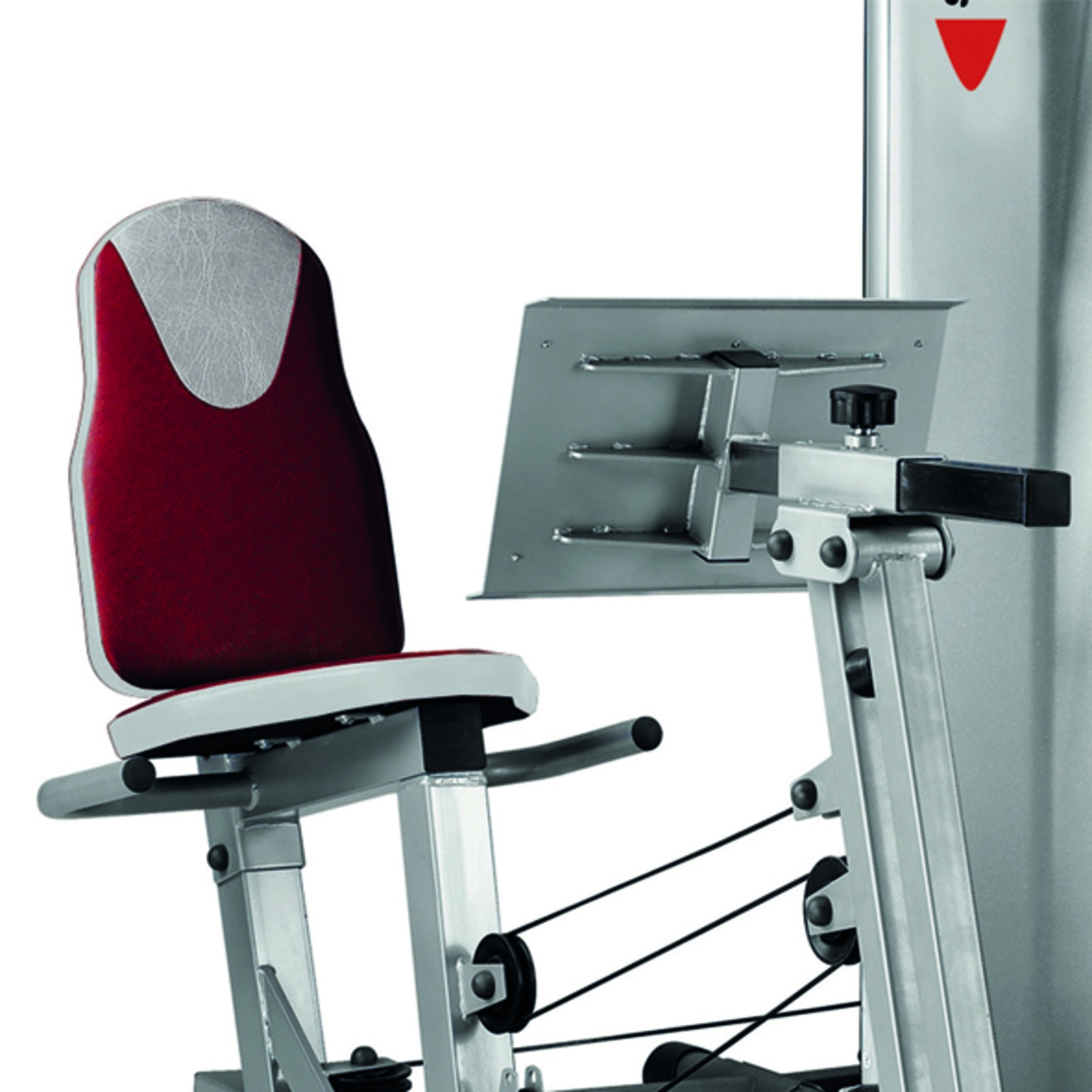 BH FITNESS GLOBAL GYM Plus leg press