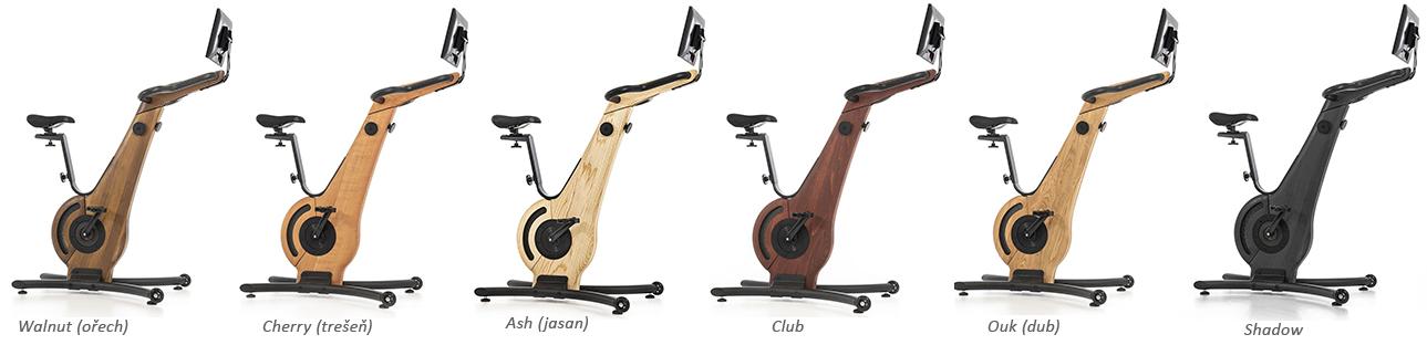 NOHrD Bike Pro varianty