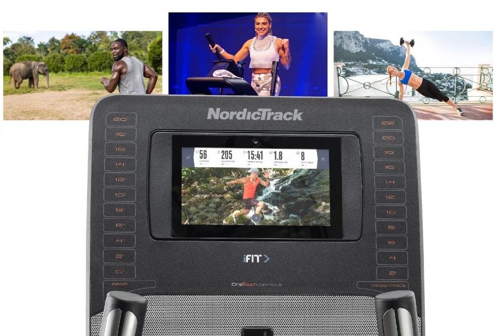 NordicTrack C9.9 iFit