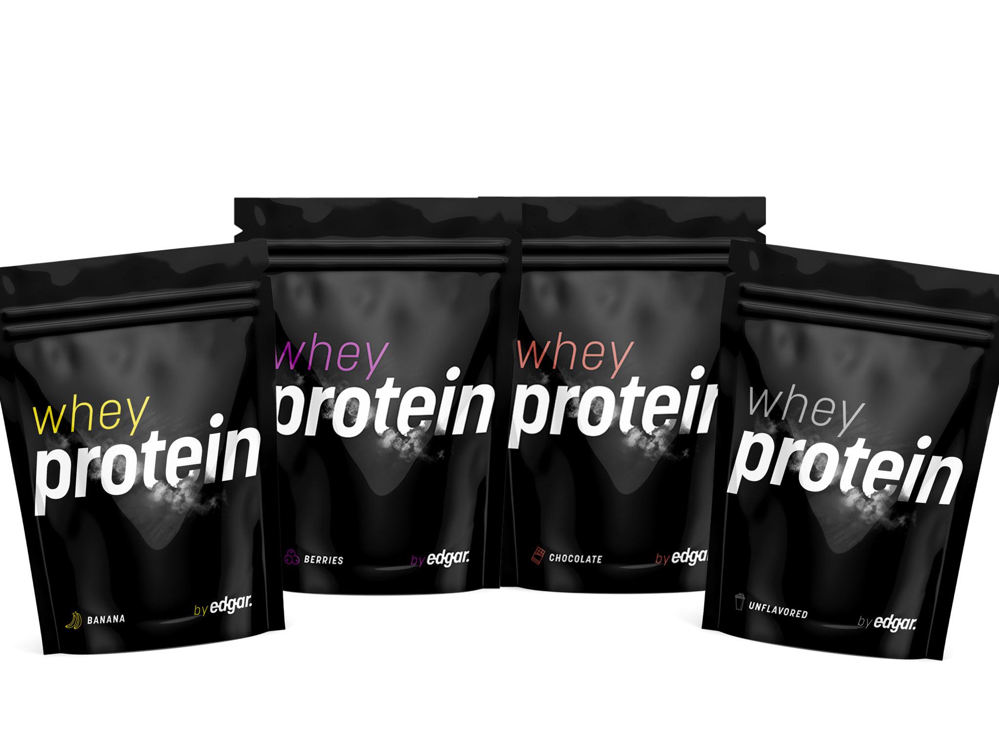 Edgar Whey protein