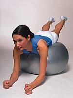 gymnastický míč 5