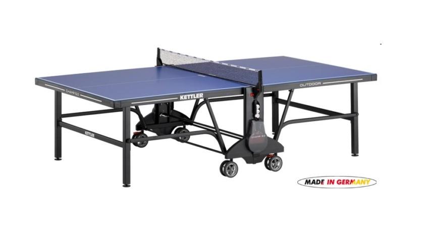 Inovace pingpongových stolů KETTLER