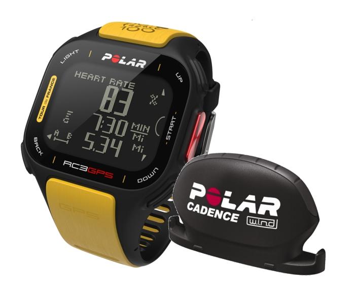 POLAR RC3 GPS TdF BIKE