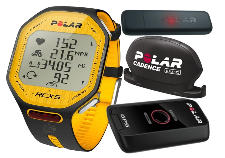 POLAR RCX5 G5 Tour de France