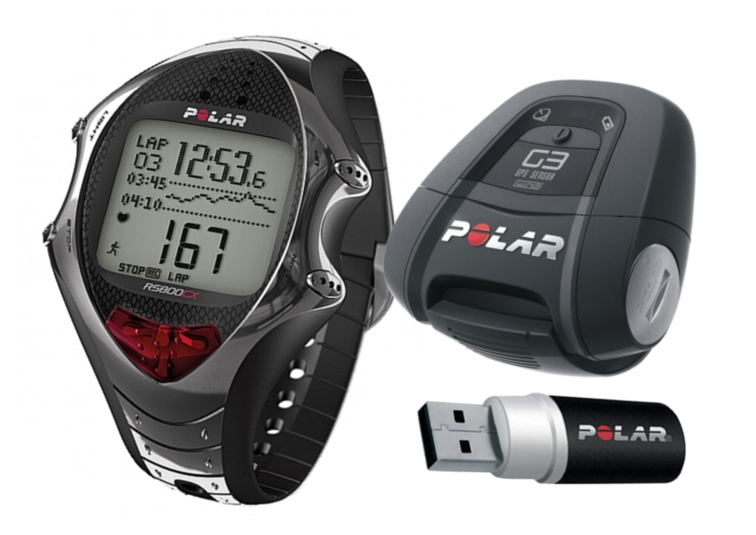 POLAR RS800CX GPS Multi