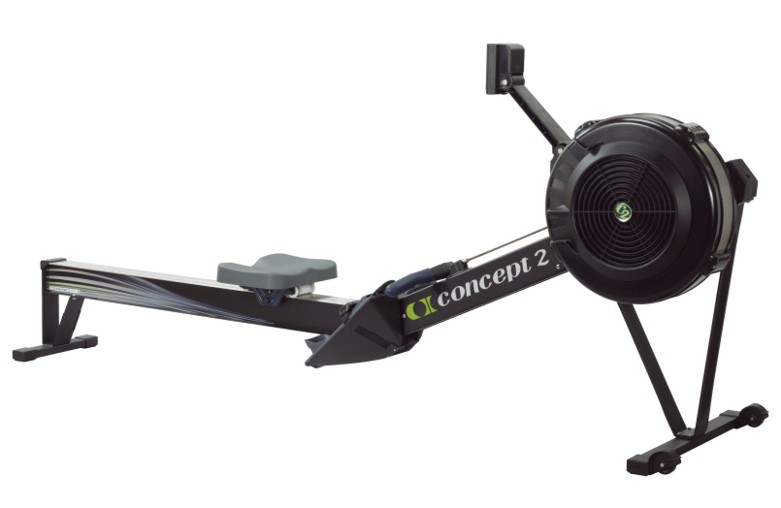 CONCEPT 2 D + monitor PM5 black