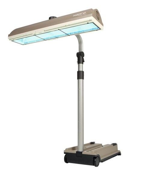 Jednostranné domácí solárium HAPRO MOBILE SUN HP 8540
