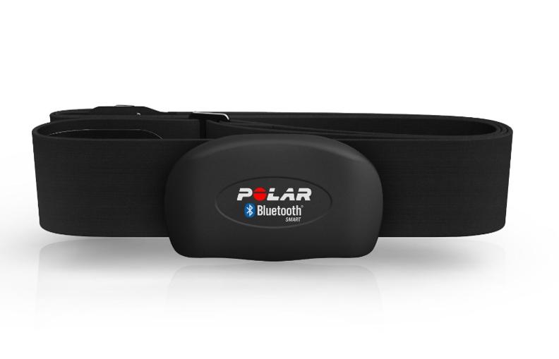 Hrudní pás POLAR H7 Bluetooth černý