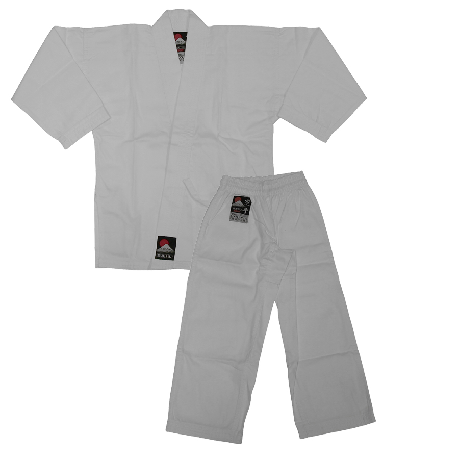 Kimono karate bílé 130cm