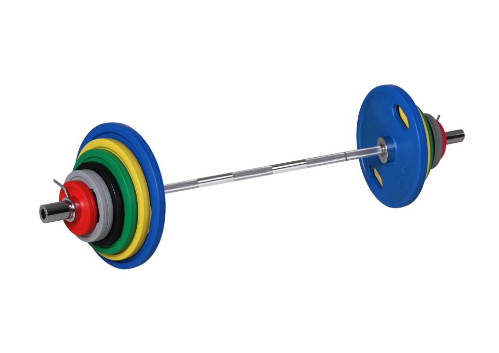 Olympijská činka FORMERFIT 135kg