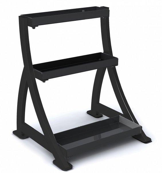 TUNTURI Kettlebell Rack - stojan na kettlebell