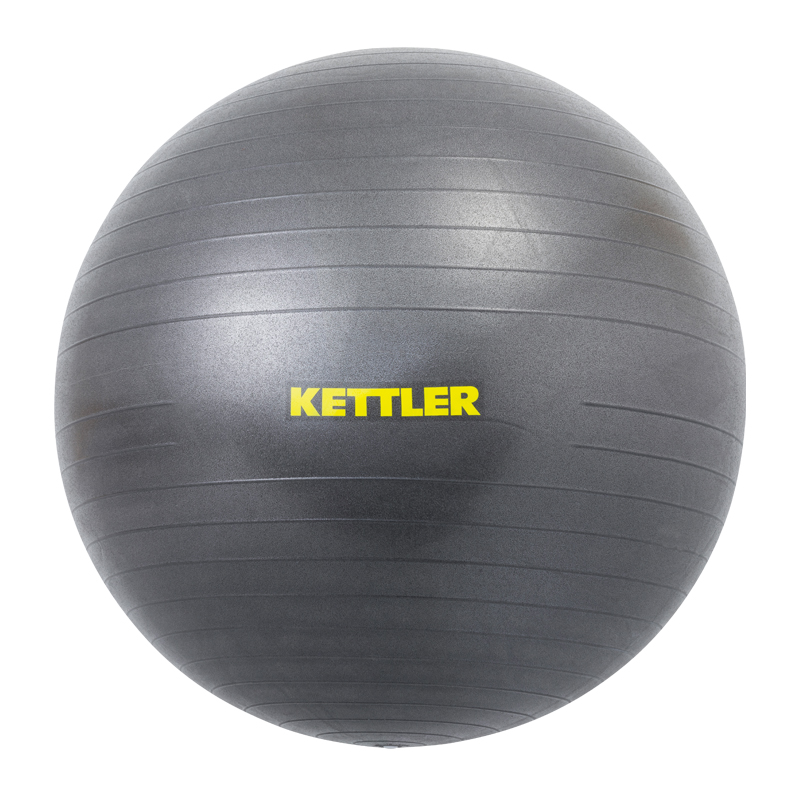 KETTLER gymnastický míč BASIC 75 cm černý