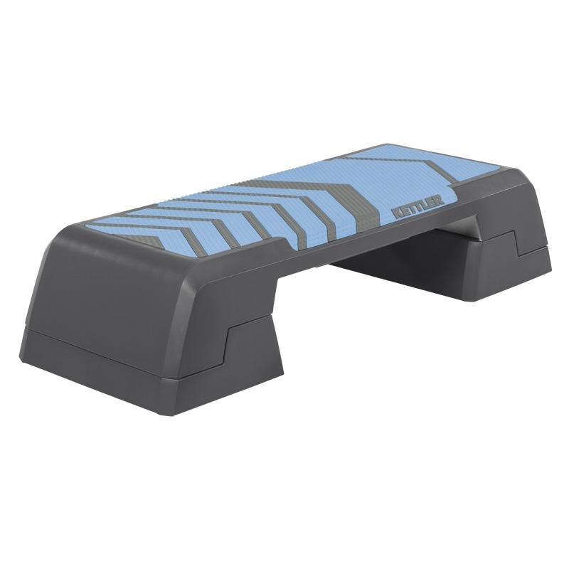 KETTLER aerobic STEP modro-šedý